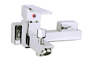 شیر حمام البرز روز مدل فلت