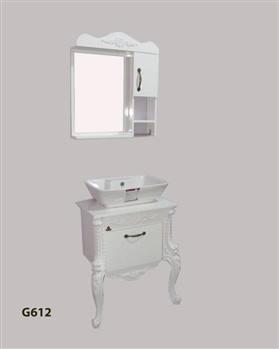 کابینت روشویی  نیو کابین مدل ساترون سلطنتی G612