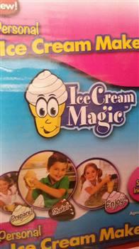بستنی ساز مجیک Magic