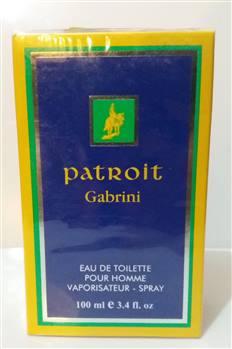 ادکلن اصل پاتریوت گابرینی ترکیه