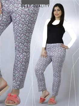 شلوار زنانه چاپ میکس