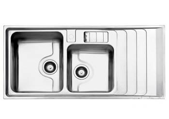 سینک فانتزی توکار  استیل البرز مدل 816