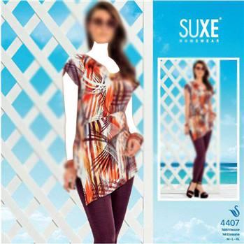 تی شرت شلوار ترک Suxe مدل 4407