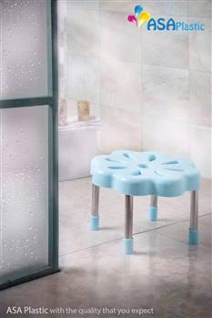 چهارپایه فلزی گل ASAplastic