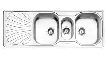 سینک مولتی توکار استیل البرز مدل 530