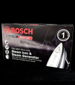 اتو بخار هوشمند بزرگ بوش مدل 1267 BSGS