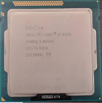 پردازنده i5-3330
