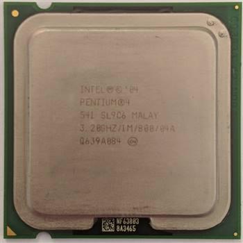 پردازنده pentium4 541