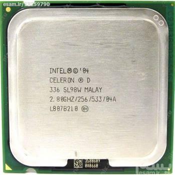 پردازنده celeron d336