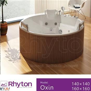 وان جکوزی ریتون مدل Oxin سایز 140x140
