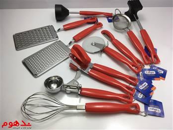 سرویس ابزار یونیک Unique - قرمز