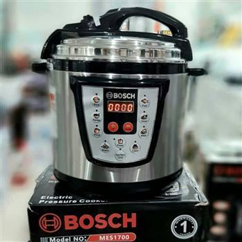 زودپز و پلوپز برقی 10 کاره بوش مدل MES1700