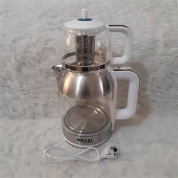 چایی ساز رو همی مکسی شیشه ای مدل TM-001G