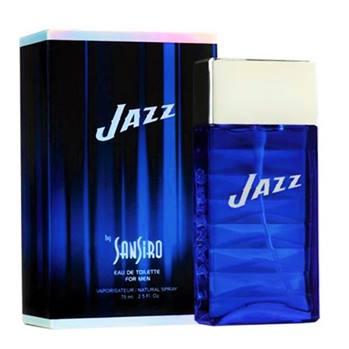 ادو تویلت مردانه سنسیرو مدل Jazz حجم 75 میلی لیتر