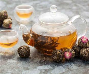 چای سفید چای بلومینگ 25 گرم