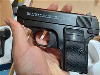 تفنگ فلزی ساچمه ای ایرسافت گان مدل c1