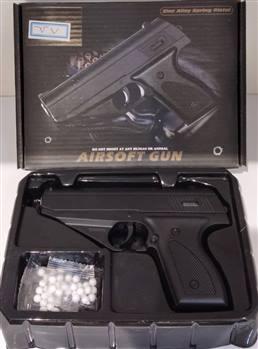 کلت یا تفنگ فلزی ساچمه ای ایرسافت مدل 7