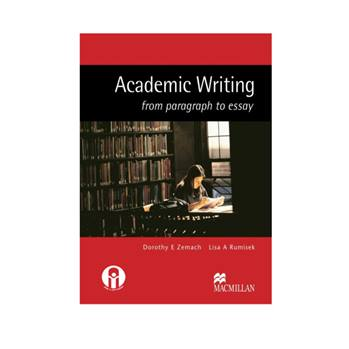 کتاب Academic Writing اثر Dorothy E Zamech And Lisa A Rumisek انتشارات الوندپویان
