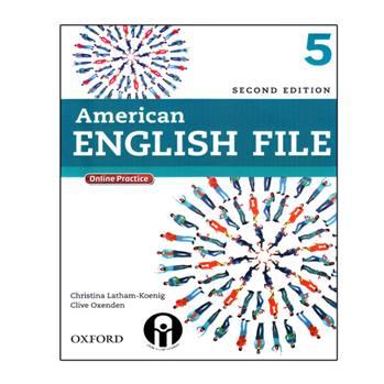 کتاب American English File 5 اثر جمعی از نویسندگان انتشارات الوند پویان