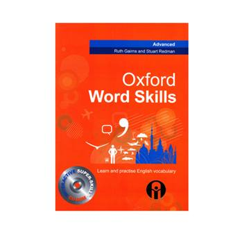 کتاب Oxford Word Skills Advanced اثر Ruth Gairns and Stuart Redman انتشارات الوند پویان