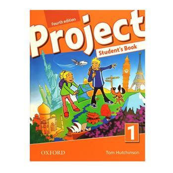 کتاب Project 1 اثر Tom Hutchinson انتشارات Oxford