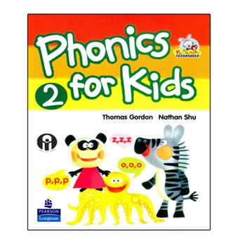 کتاب Phonics For Kids 2 اثر Thomas Gordon And Nathan Shu انتشارات الوندپویان