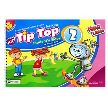 کتاب Tip Top 2 اثر Ivan H. Williams And Majid Tavanaie انتشارات خط سفید