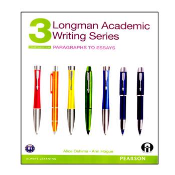 کتاب Longman Academic Writing Series 3 اثر Alice Oshima And Ann Hogue انتشارات الوندپویان