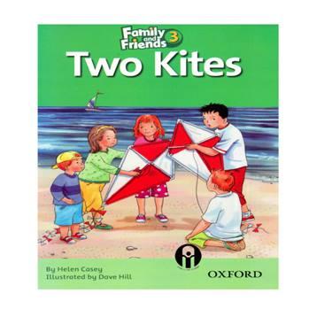 کتاب Two Kites اثر Helen Casey انتشارات الوندپویان
