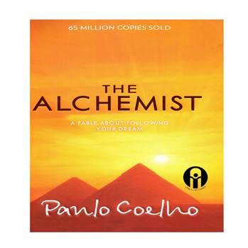 کتاب The Alchemist اثر Paulo Coelho انتشارات الوندپویان
