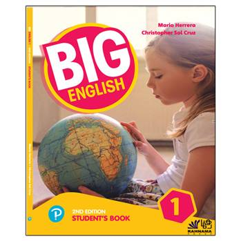 کتاب BIG ENGLISH 1 اثر mario herrera and christopher sol cruz انتشارات رهنما