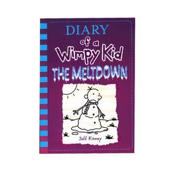 کتاب Diary of a Wimpy Kid The Meltdown اثر Jeff Kinney انتشارات Amulet
