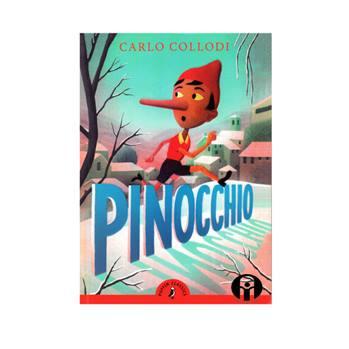 کتاب Pinocchio اثر Carlo Collodi انتشارات الوند پویان