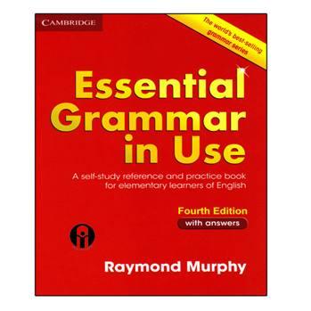 کتاب Essential Grammar In Use اثر Raymond Murphy انتشارات الوندپویان