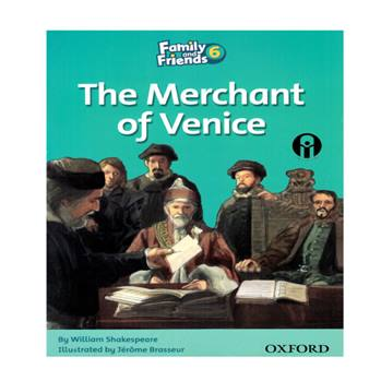 کتاب the merchant of venice اثر William Shakespeare انتشارات الوند پویان