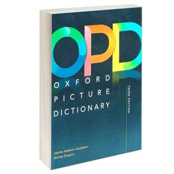 کتاب OXFORD PICTURE DICTIONARY اثر Jayme Adelson-Goldstein and Norma Shapiro انتشارات Oxford