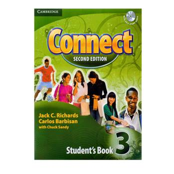 کتاب Connect 3 اثر جمعی از نویسندگان انتشارات Cambridge