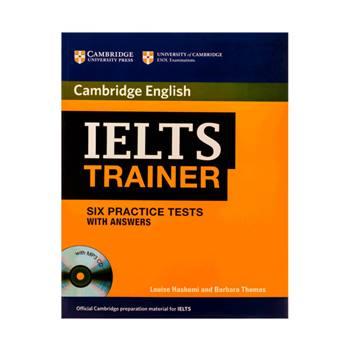 کتاب زبان IELTS Trainer Six Practice Tests with Answers
