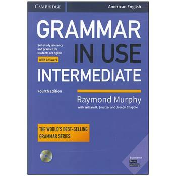 کتاب Grammar In Use Intermediate اثر Raymond Murphy انتشارات cambridge university press