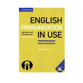 کتاب English Pronunciation In Use Intermediate اثر Mark Hancock انتشارات الوند پویان