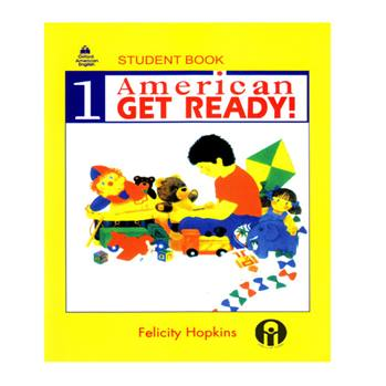 کتاب American Get Ready 1 اثر Felicity Hopkins انتشارات الوندپویان