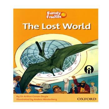کتاب The Lost World اثر Sir Arthur Conan Doyle انتشارات الوندپویان