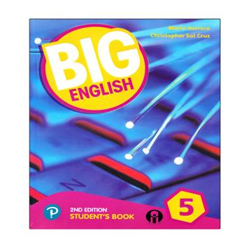 کتاب Big English 5 اثر Mario Herrera and Christopher Sol Cruz انتشارات الوندپویان
