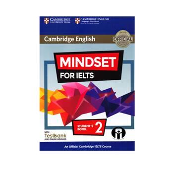 کتاب Cambridge English Mindset For IELTS 2 اثر جمعی از نویسندگان انتشارات الوند پویان