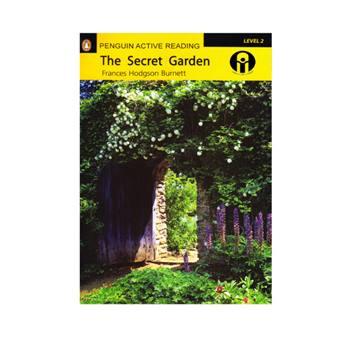 کتاب The Secret Garden اثر Frances Hodgson Burnett انتشارات الوند پویان