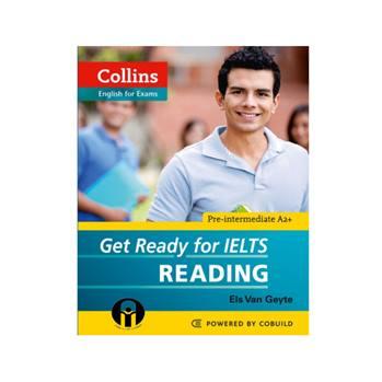 کتاب Get Ready for IELTS Reading اثر Els Van Geyte انتشارات الوندپویان