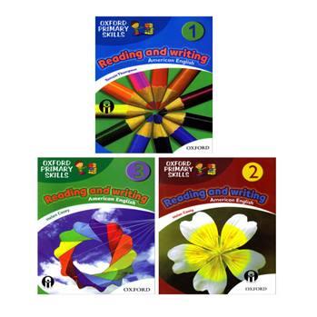 کتاب Reading and Writing اثر جمعی از نویسندگان انتشارات الوندپویان جلد 1 تا 3