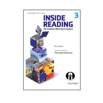 کتاب Inside Reading 3 اثر Bruce Rubin انتشارات الوند پویان