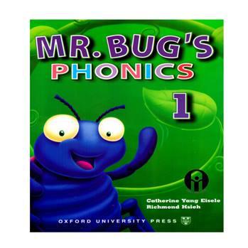 کتاب Mr.Bugs Phonics 1 اثر جمعی از نویسندگان انتشارات الوندپویان