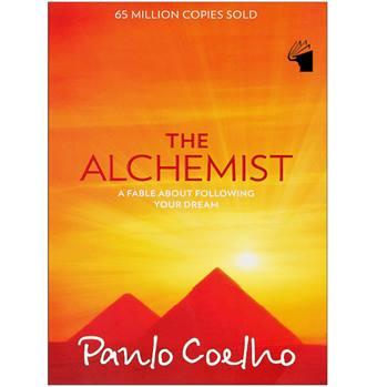 کتاب The Alchemist اثر Paulo Coelho انتشارات معیار علم